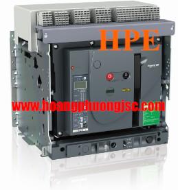 Máy cắt ACB 4P 1000A 65kA fix, MVS10H4MF2L