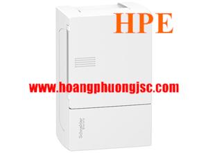 MIP12106 -  Tủ điện Schneider nổi 6 Module cửa trắng