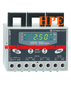 Rơle điện tử Schneider EOCR-3EZ-220, Relay điện tử Schneider EOCR-3EZ-220