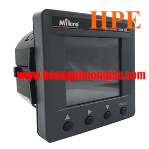 Đồng hồ công suất đa năng DPM380B-415AD Mikro