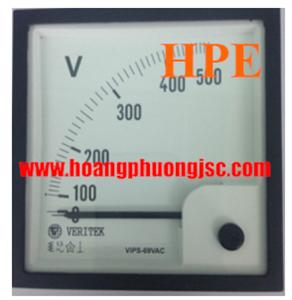 Đồng hồ đo dòng, áp kim VERITEK - VIPS 69PF (96x96) or (72x72)
