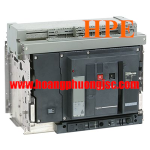 Máy cắt ACB 4P 1250A 65kA Fixed, NW12H14F2