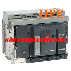Máy cắt ACB 4P 6300 100kA Fixed, NW63H14F2