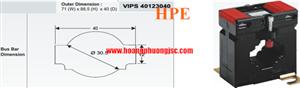 Biến dòng đo lường VIPS 40123040-600/5-0.5-5