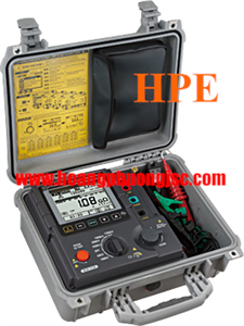Đồng hồ đo điện trở cách điện Megaohm , (Mêgôm mét), Kyoritsu 3128, K3128