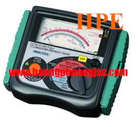 Đồng hồ đo điện trở cách điện Megaohm , (Mêgôm mét), Kyoritsu 3131A, K3131A