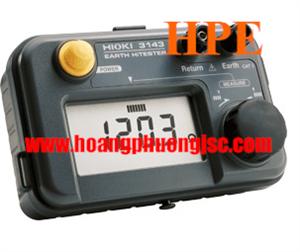 Máy đo điện trở đất cho viễn thông Hioki 3143