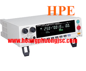 Thiết bị kiểm tra an toàn điện Hioki 3157-01
