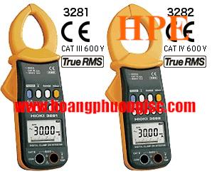 Ampe kìm AC Hioki 3281