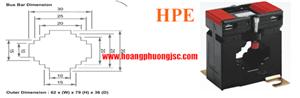 Biến dòng đo lường VIPS 3301-50/5-3-1.25