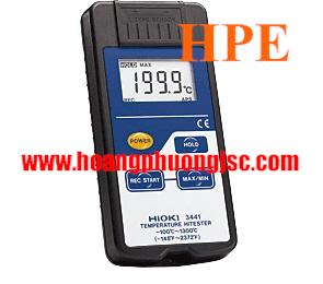 Thiết bị đo nhiệt độ Hioki 3441