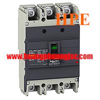 EZC250N3160 - Aptomat MCCB Schneider EZC250N 3P 160A 25kA 415V