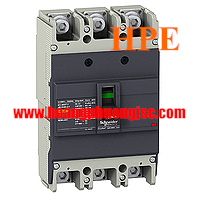 EZC250H3125 - Aptomat MCCB Schneider EZC250H 3P 125A 36kA