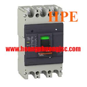 EZC400N3400 - Aptomat 3P 400A 36kA Easypact EZC400N Schneider