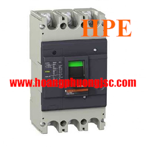 EZC400N3350 - Aptomat 3P 350A 36kA Easypact EZC400N Schneider