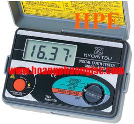 Thiết bị đo điện trở đất Kyoritsu 4105AH, K4105AH