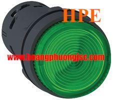 Nút nhấn có đèn LED 220Vdc  - NO, XB7NW33M1