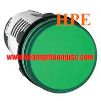 Đèn LED điện áp 220Vdc, XB7EV03MP