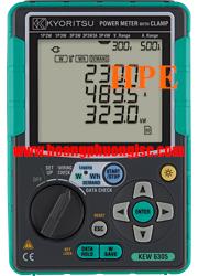 Thiết bị đo phân tích công suất Kyoritsu 6305,K6305