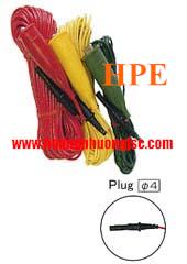 Dây đo cho đồng hồ đo điện trở đất  4102A ,4102AH, 4105A , 4105AH , 6018 , K4102A , K4102AH,  K4105A , K4105AH , K6018