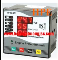 Relay bảo về điện áp và dòng điện VERITEK - VIPS 801