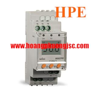 Rơ le bảo vệ dòng 1 pha  Selec 900CPR-1-230V