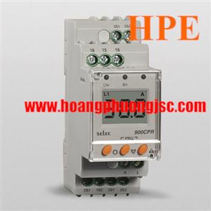 Rơ le bảo vệ  Selec 900CPR-3-230V