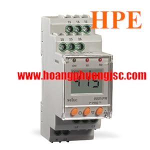 Rơ le bảo vệ pha  Selec 900VPR-2-280/520V