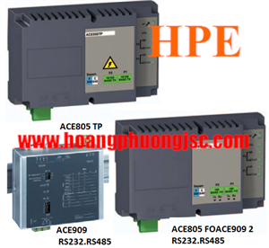 Bộ truyền thông IEC61850 kết nối với máy chủ ECI850 ( Có chức năng kết nối chống sét ) Sepam 59638