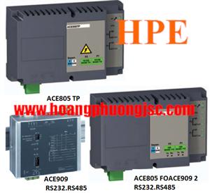Bộ kết nối truyền thông ACE850FO giao diện TCP/IP 10/100 Sepam 59659