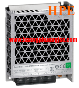 Bộ nguồn Schneider ABL2REM24015K, DC24V output, 35W, 1.5A
