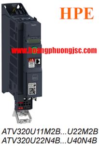 Biến tần Schneider ATV320U75N4B 7,5KW 400V 3PH BOOK CONTROL