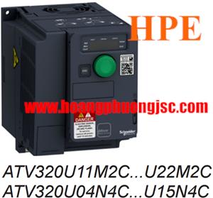 Biến tần Schneider ATV320U22S6C 2,2KW 600V 3PH COMPACT CONTROL