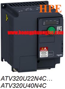 Biến tần Schneider ATV320U22N4C 2,2KW 400V 3PH