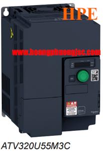 Biến tần Schneider ATV320U55S6C 5,5KW 600V 3PH COMPACT CONTROL