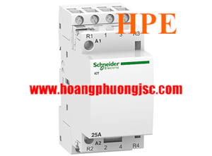 A9C20167 - Contactor Schneider iCT 63A 4NC 24Vac 50Hz