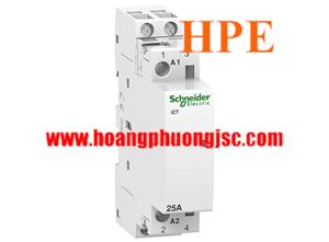 A9C20162 - Contactor Schneider iCT 63A 2NO 24Vac 50Hz
