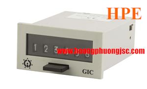 Đồng hồ đếm giờ GIC SA52A