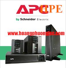 Thương hiệu APC by Schneider Electric