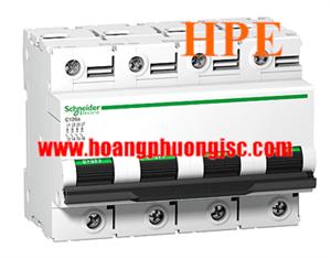 A9N18480 - Aptomat Schneider C120H 4P 100A 15kA 415V