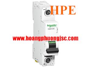 A9N61500 - Aptomat một chiều Schneider C60H-DC 0.5A, 1P, 24-250VDC