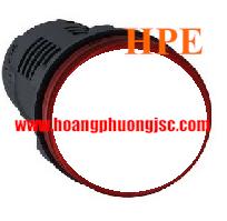 Đèn báo điện áp 380V đến 400V AC  XA2EVQ1CL