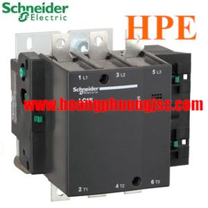 Khởi động từ 3P 200A - Contactor 3P 200A Schneider, LC1E200U5