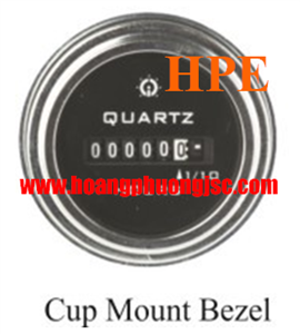 Đồng hồ đếm giờ HM36  - LA26F1 , HOUR METER HM36  - LA26F1 ( 90 - 264 VAC )