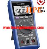 Đồng hồ kiểm tra điện áp vạn năng Hioki DT4256