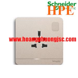 Bộ ổ cắm đơn đa năng 16A có công tắc E8315TS_WG_G19 Schneider