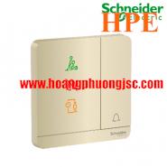 Bộ công tắc chuông E8331BPDMW_WG_G19 - Schneider