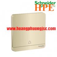 Nút nhấn chuông đơn 10A E8331BPL1_WG_G19 Schneider