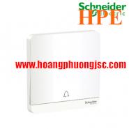 Nút nhấn chuông đơn 10A  E8331BPL1_WE_G19 Schneider