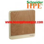 Nút nhấn chuông đơn 10A E8331BPL1_WD_G19 Schneider